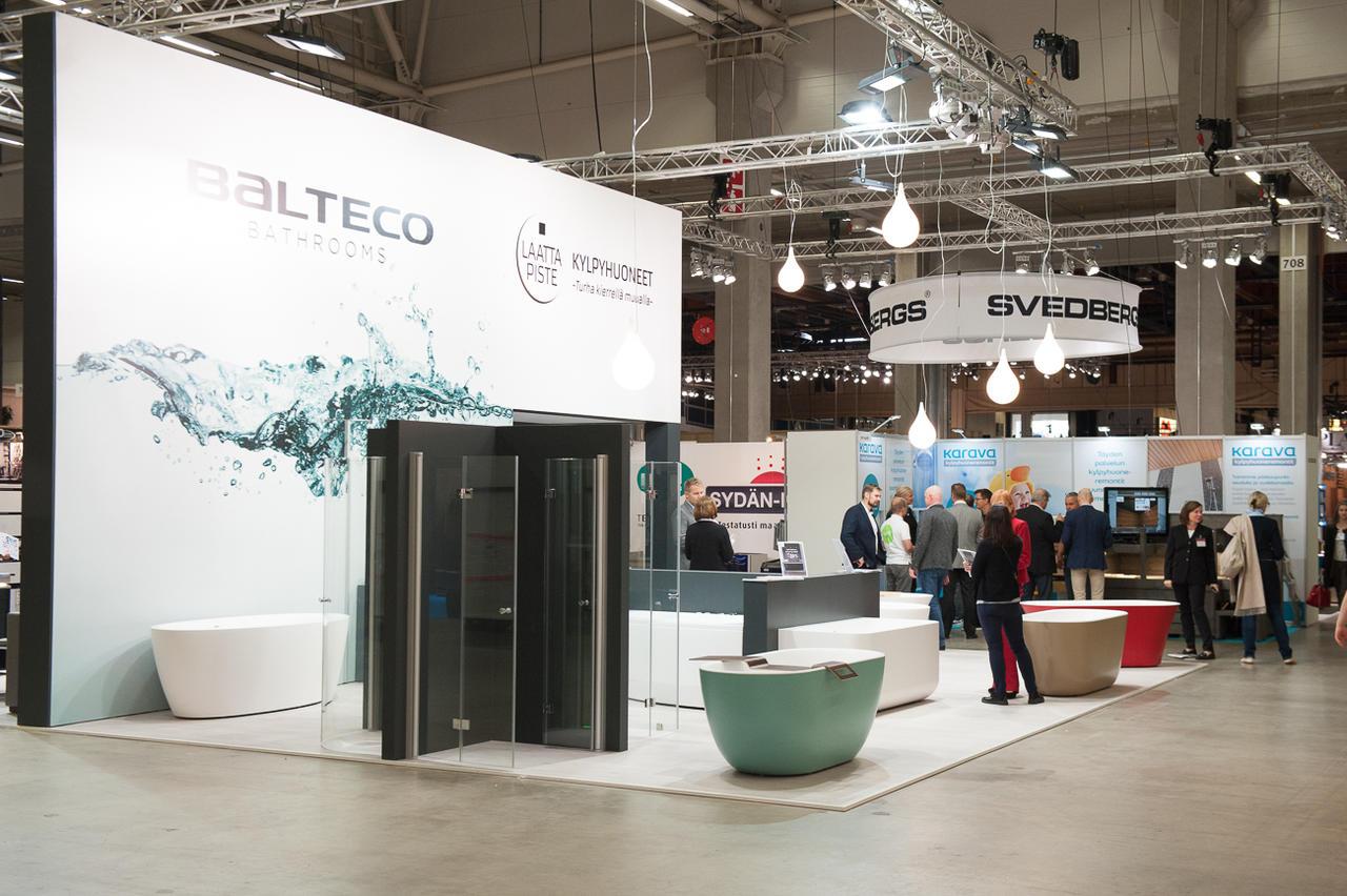 Nya badrumstrender frÃ¥n mässan habitare 2016 — balteco
